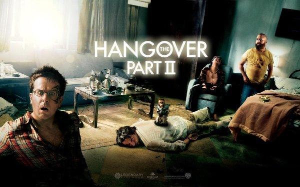 Movie The Hangover Part II Bradley Cooper Zach Galifianakis Ed Helms Ken Jeong HD Wallpaper | Background Image