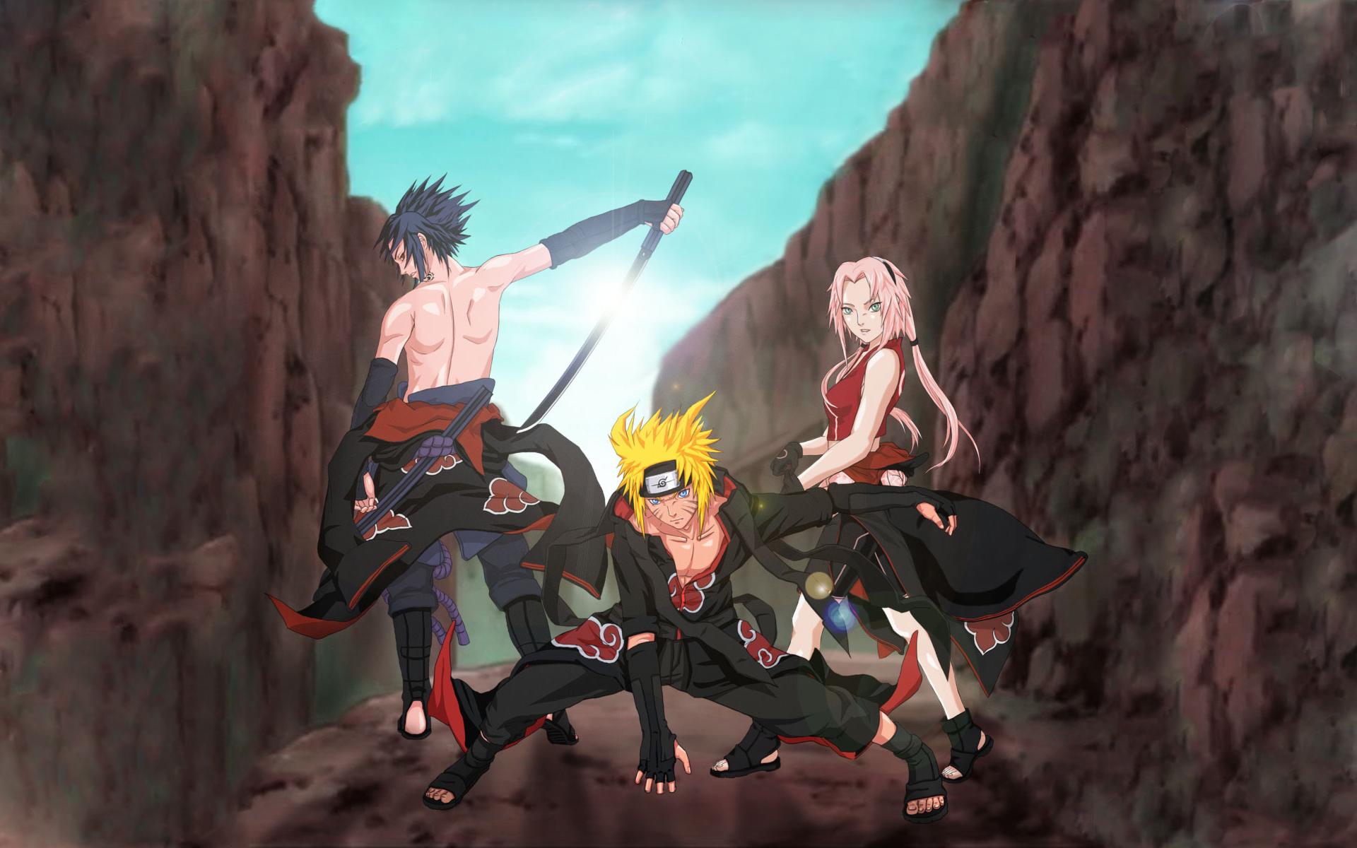 Naruto Hd Wallpaper Background Image 1920x1200 Id 135653
