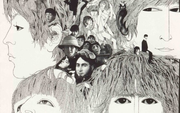 Music The Beatles Band (Music) United Kingdom Album Cover HD Wallpaper | Background Image
