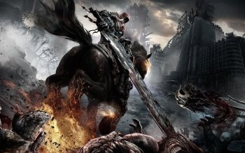 Video Game - Darksiders Wallpapers and Backgrounds ID : 136301