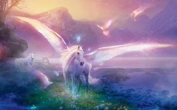 Fantasy - Unicorn Wallpapers and Backgrounds ID : 136423