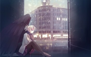 Anime - Angel Wallpapers and Backgrounds ID : 136493