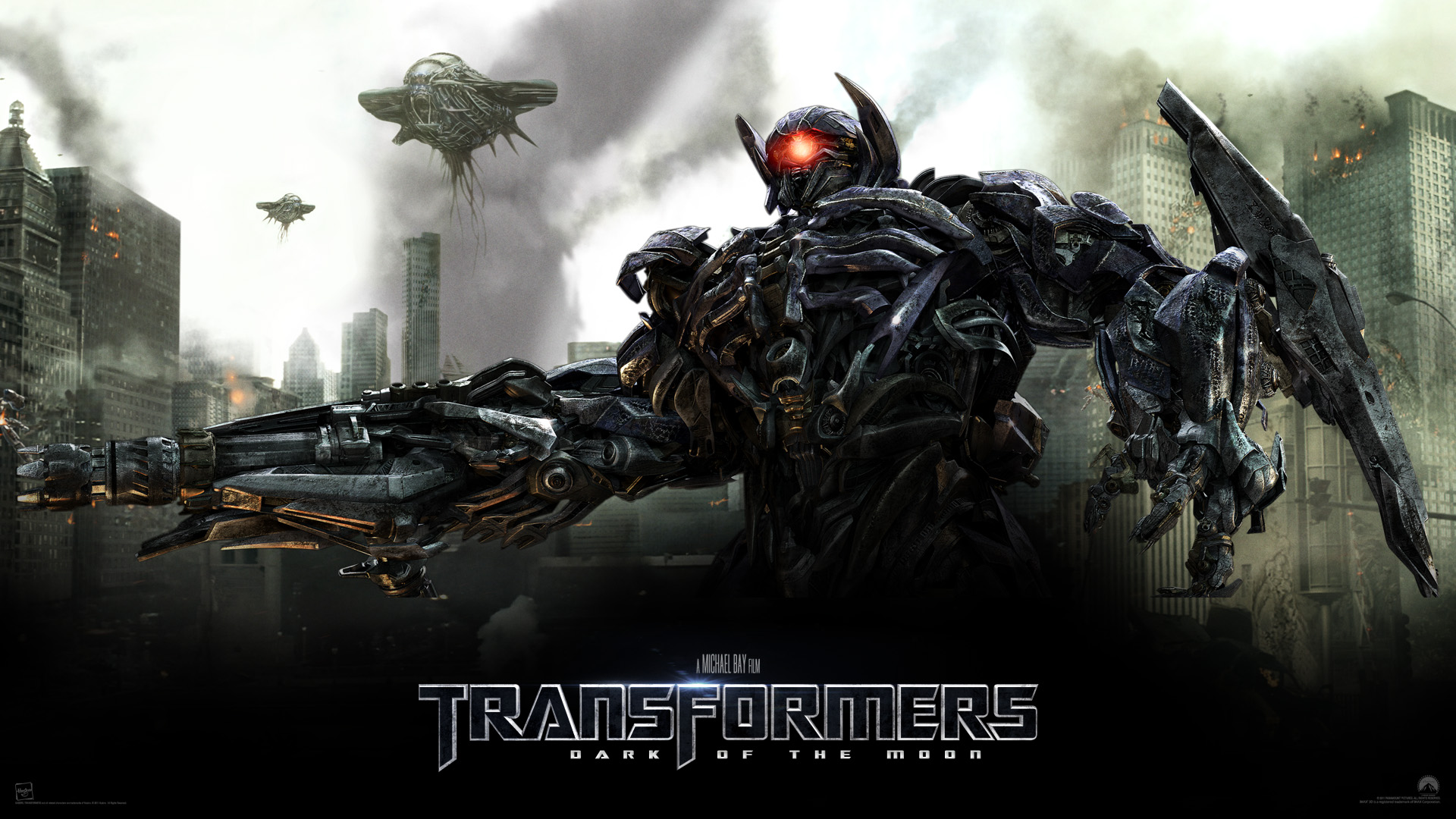 transformers: dark of the moon hd wallpaper | background image