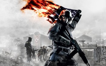 Video Game - Homefront Wallpapers and Backgrounds ID : 137113