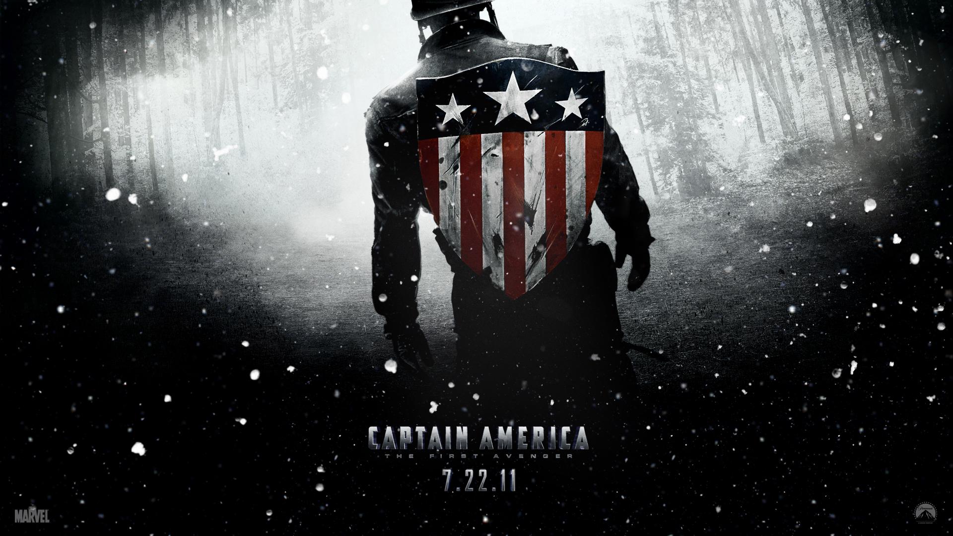 Captain america the first avenger hd wallpaper - Captain america screensaver download ...