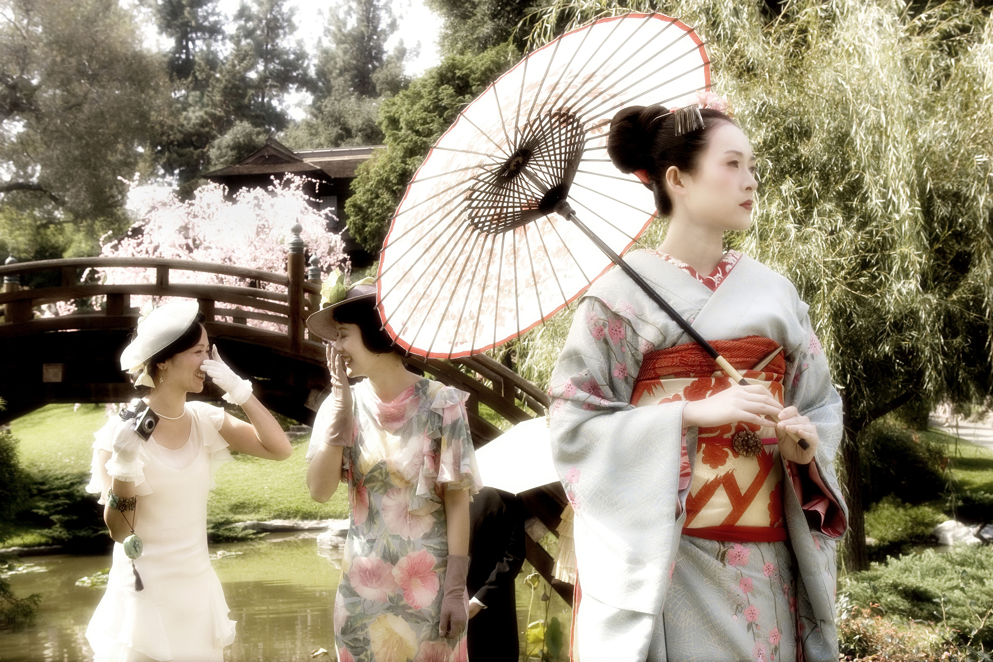 Movie - Memoirs Of A Geisha  Memoirs Geisha Wallpaper