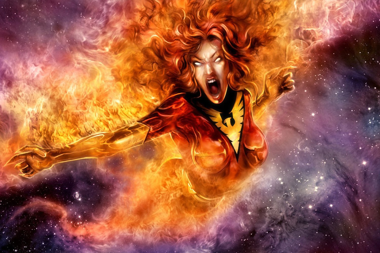 Comics - Phoenix  Wallpaper