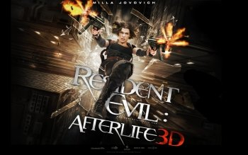 Movie - Resident Evil: Afterlife Wallpapers and Backgrounds ID : 142641