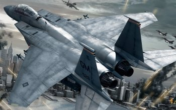 Video Game - Ace Combat Wallpapers and Backgrounds ID : 142653