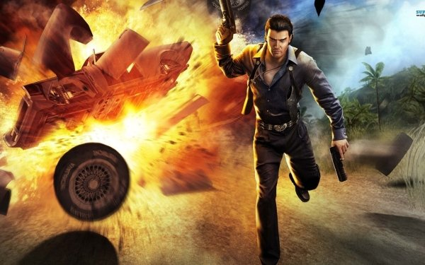 Video Game Just Cause HD Wallpaper | Background Image