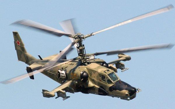 Military Kamov Ka-50 Military Helicopters HD Wallpaper | Background Image