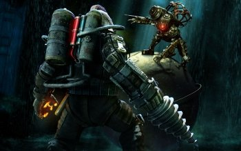 Video Game - Bioshock 2 Wallpapers and Backgrounds ID : 143133
