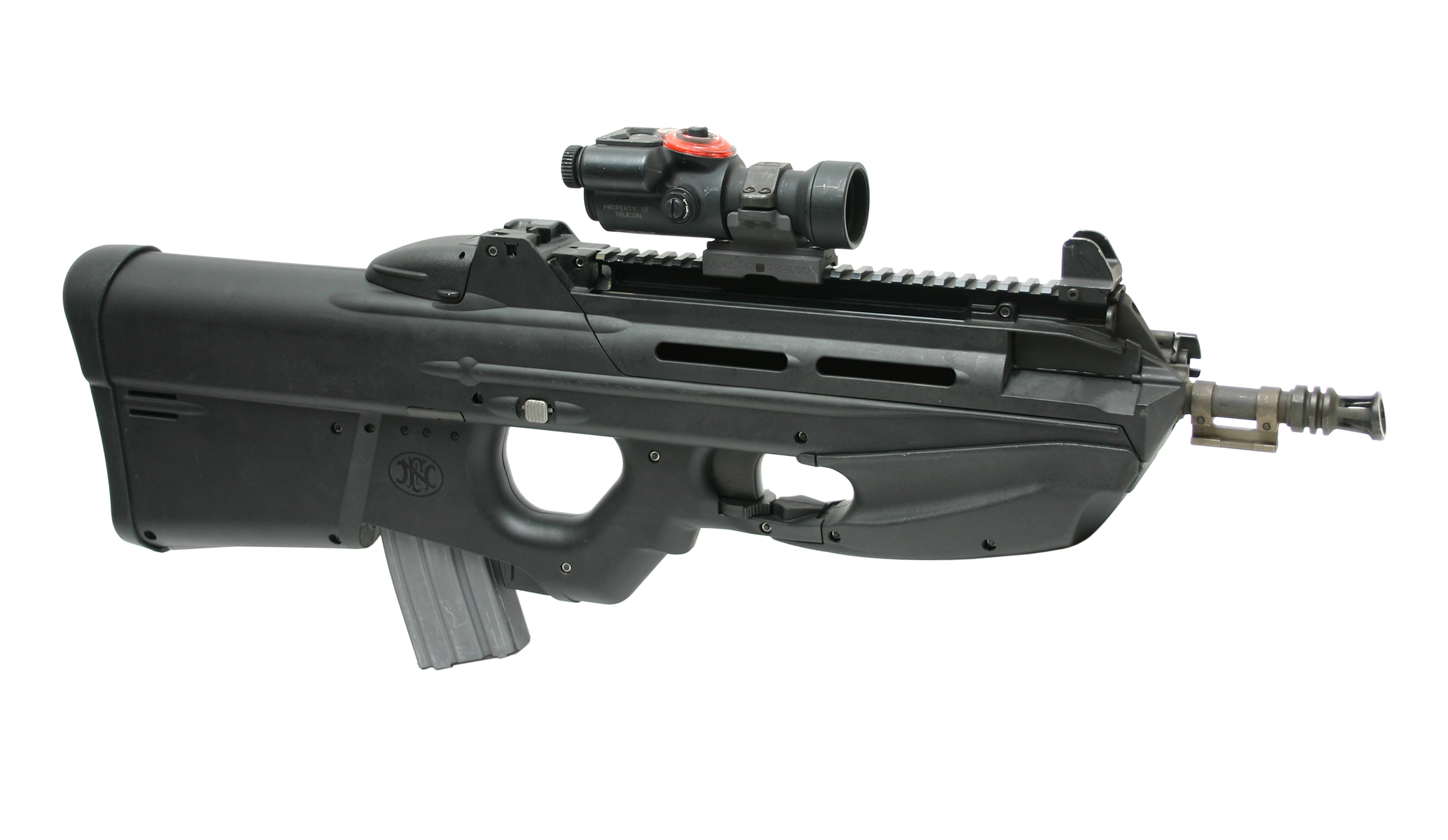 Fn F2000 Bullpup Assault Rifle HD Wallpapers | Backgrounds ...