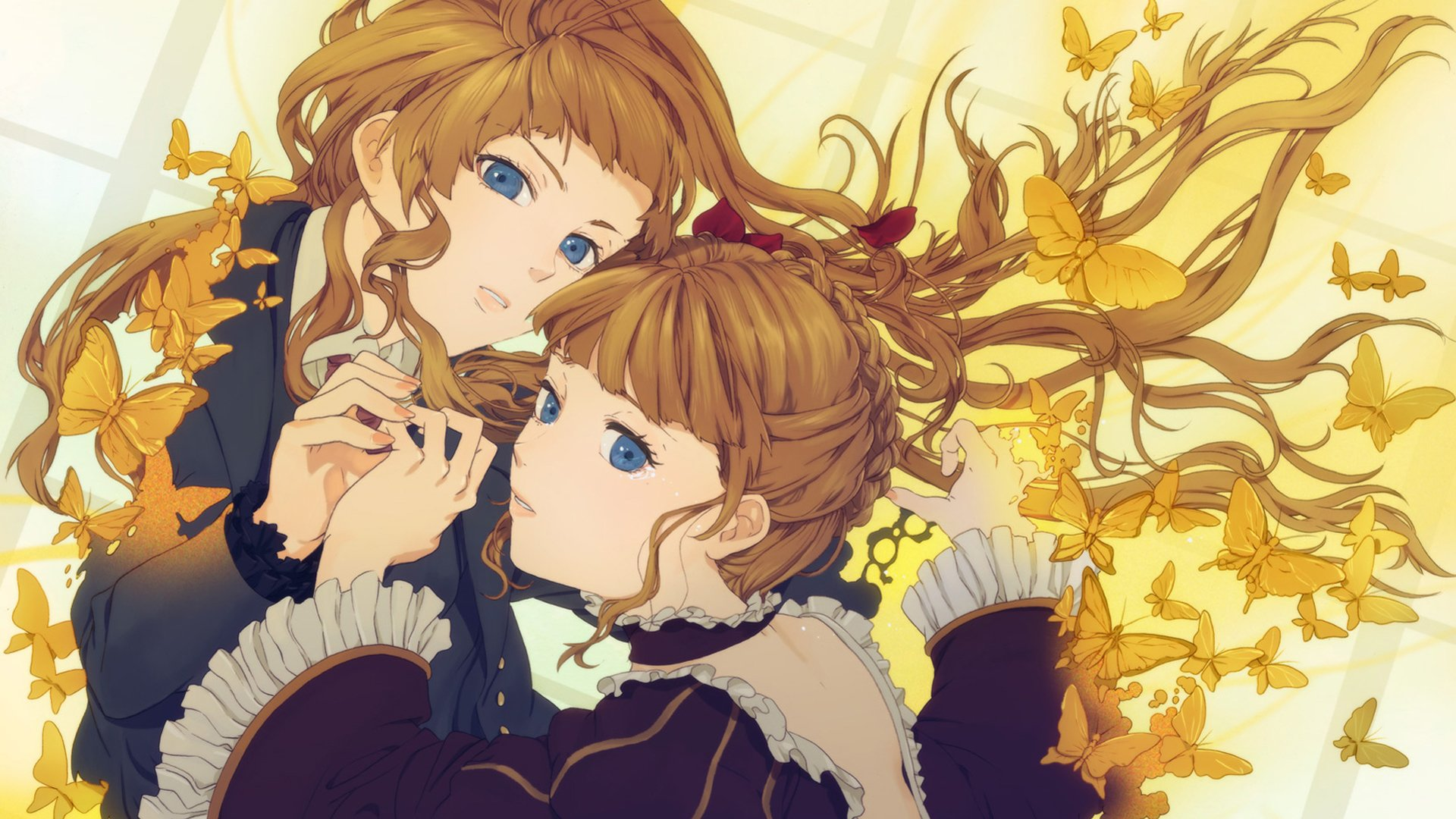 Anime - Umineko: When They Cry  Umineko No Naku Koro Ni Wallpaper