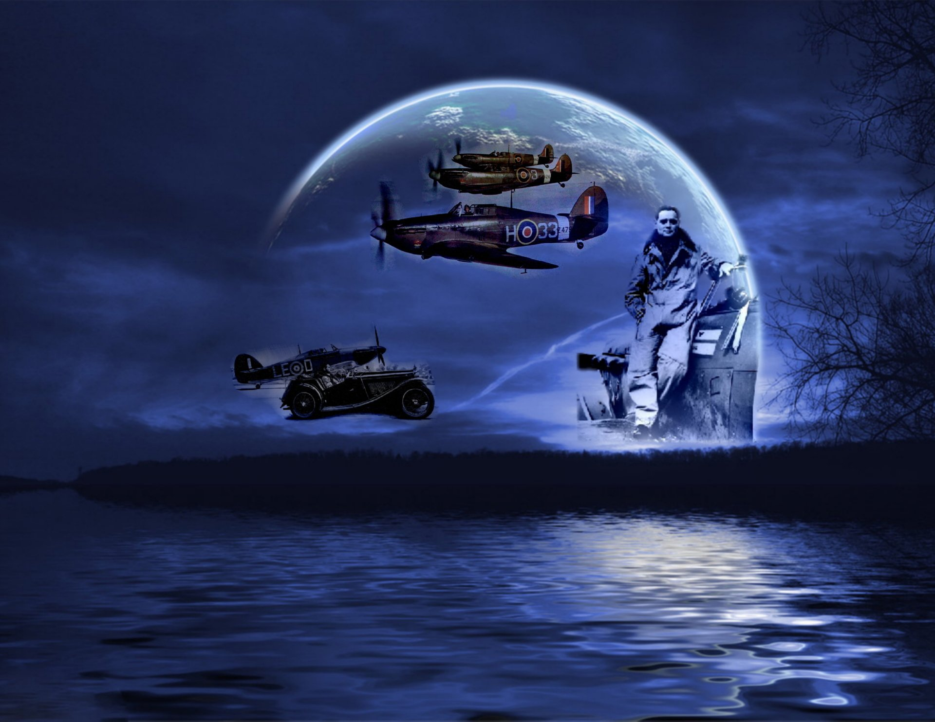 Military - Other  World War II Wallpaper