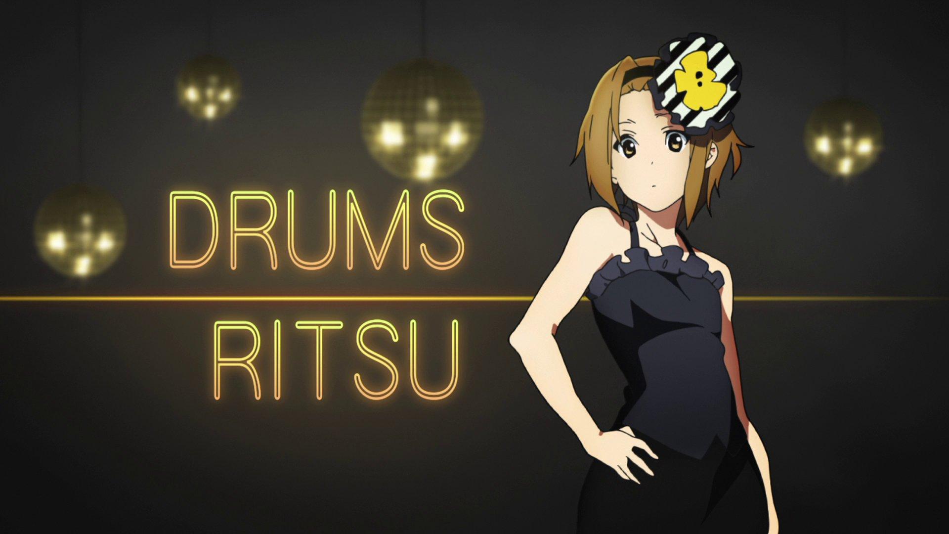 Ritsu-chan Full HD Wallpaper and Background Image ...