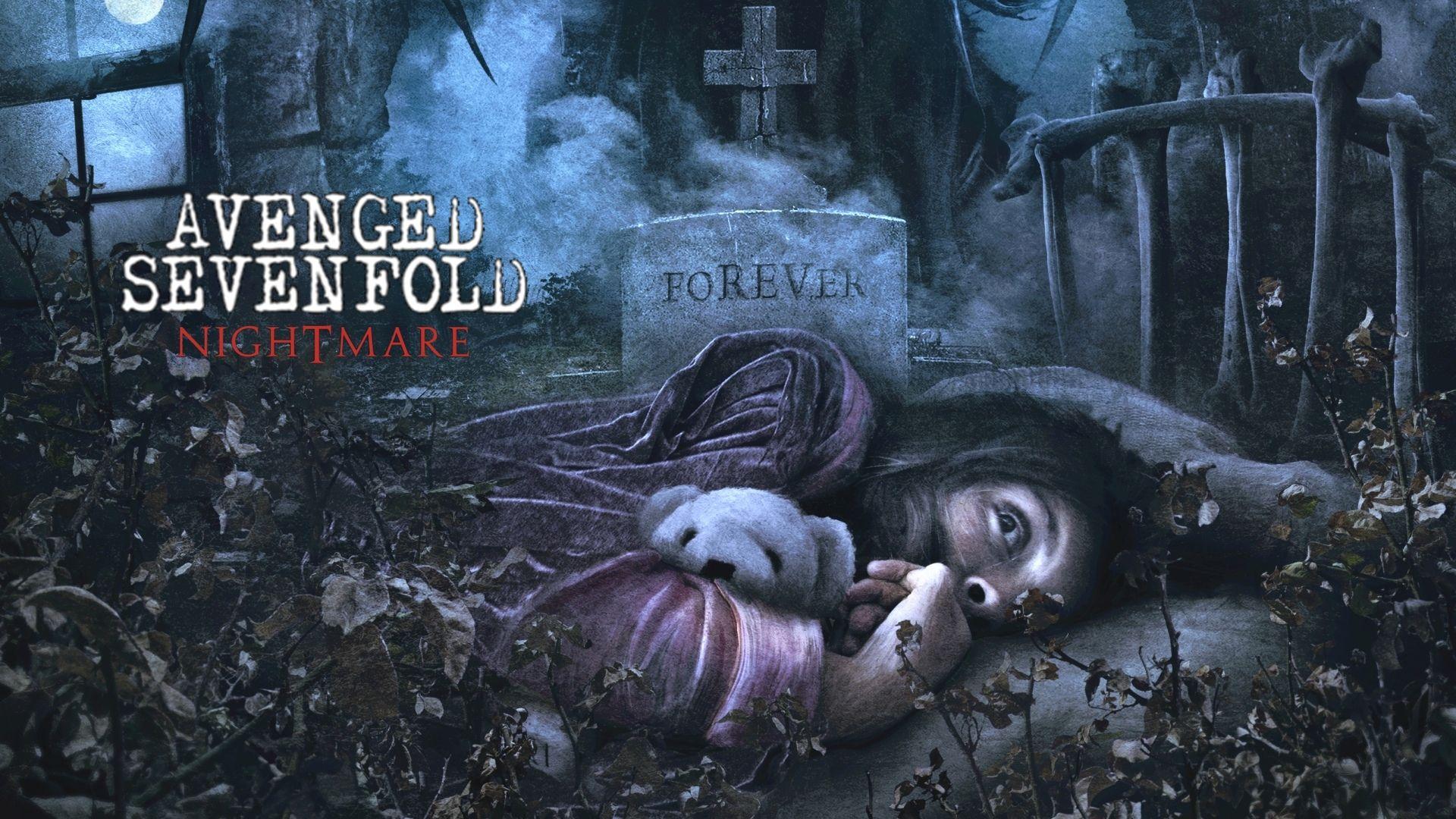 Musik - Avenged Sevenfold  Bakgrund