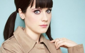 Berühmte Personen - Zooey Deschanel Wallpapers and Backgrounds ID : 145183