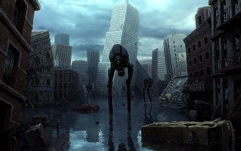 Science-Fiction - Roboter Wallpapers and Backgrounds ID : 145951