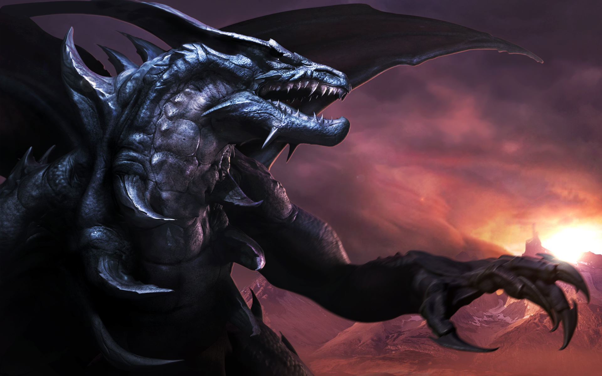 Dragon HD Wallpaper | Background Image | 1920x1200 | ID