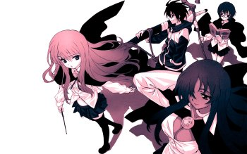 Anime - Zero No Tsukaima Wallpapers and Backgrounds ID : 146301