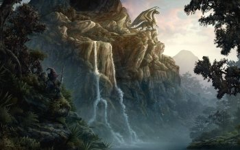 Fantasy - Dragon Wallpapers and Backgrounds ID : 146483