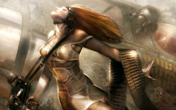 Sci Fi - Women Wallpapers and Backgrounds ID : 147941