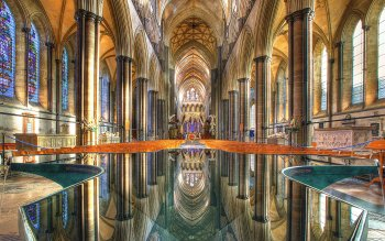 Religioso - Salisbury Cathedral Wallpapers and Backgrounds ID : 148143