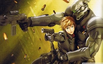 Anime - Appleseed Wallpapers and Backgrounds ID : 148341