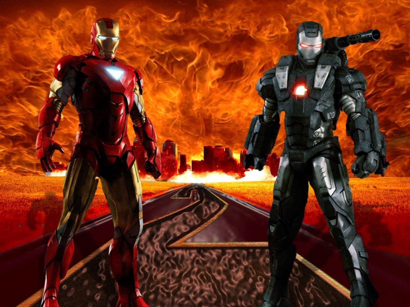 Iron man fond d 39 cran and arri re plan 1600x1200 id 149263 - Iron man telecharger ...