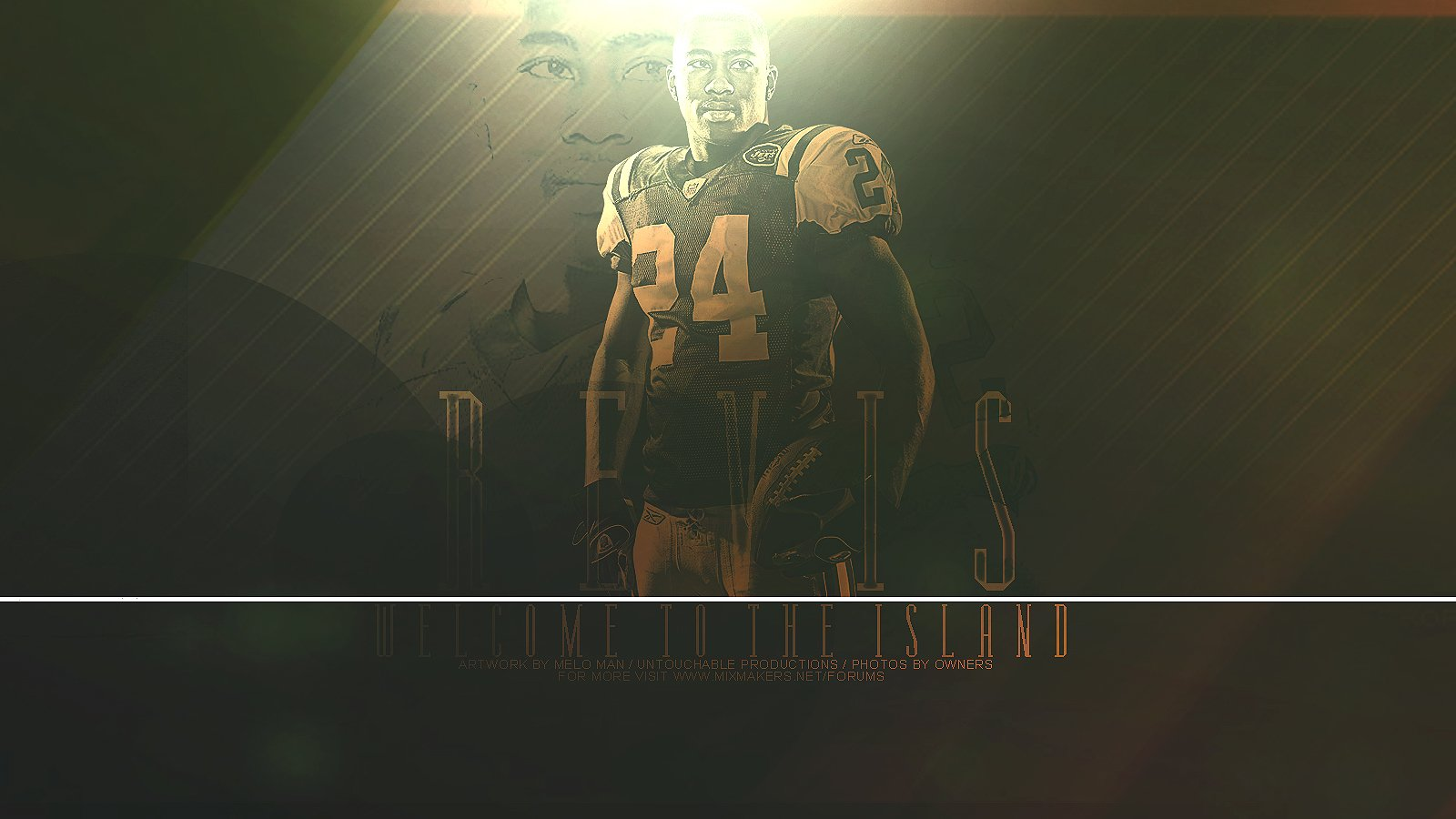 Sports - New York Jets  Wallpaper