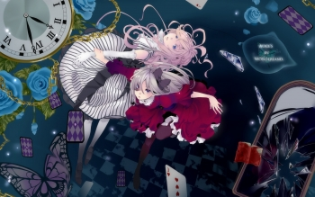 Anime - Alice In Wonderland Wallpapers and Backgrounds ID : 149371