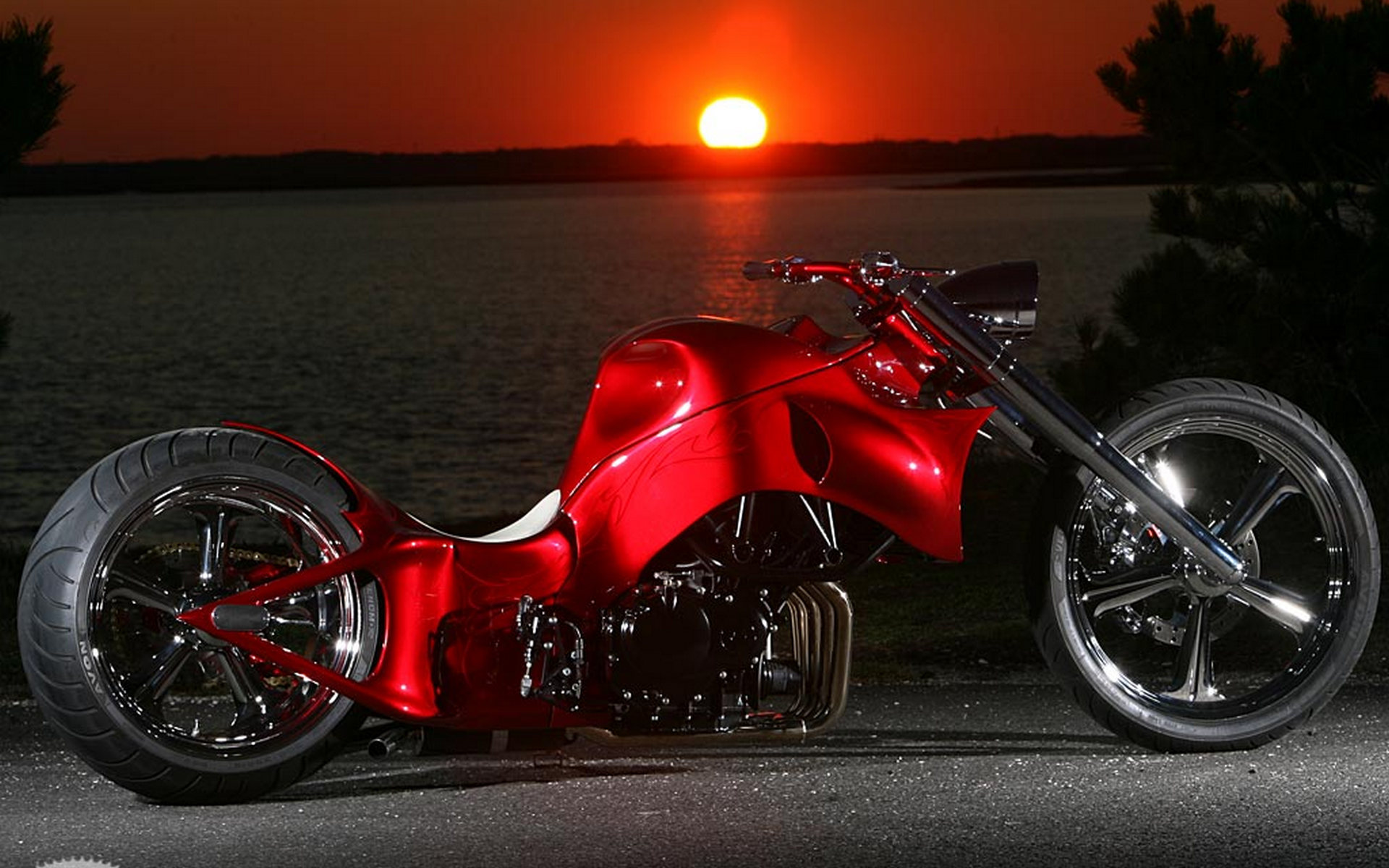 Motorcycle HD Wallpaper | Background Image | 1920x1200 ...