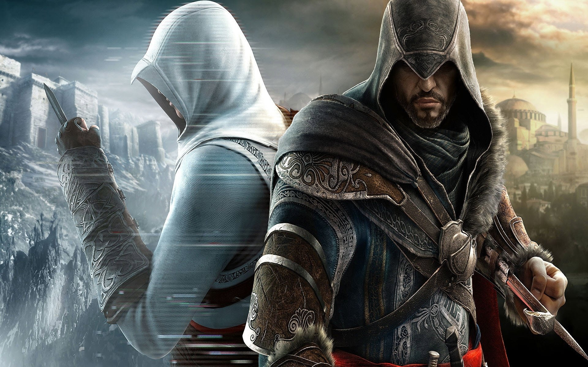 68 Assassins Creed Revelations Fondos De Pantalla Hd