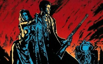Comics - Streets Of Fire Wallpapers and Backgrounds ID : 150333