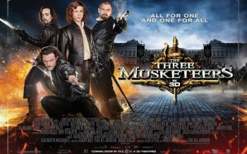Movie - Three Musketeers Wallpapers and Backgrounds ID : 150501