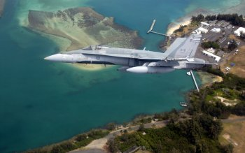 Military - McDonnell Douglas CF-18 Hornet Wallpapers and Backgrounds ID : 150841
