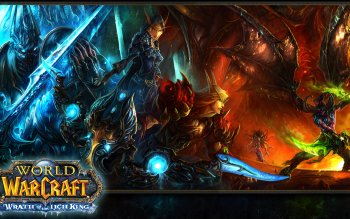 Video Game - World Of Warcraft Wallpapers and Backgrounds ID : 151911
