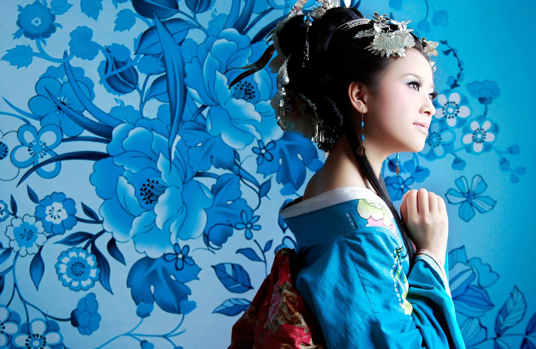 Alpha coders wallpaper abyss women oriental 152091