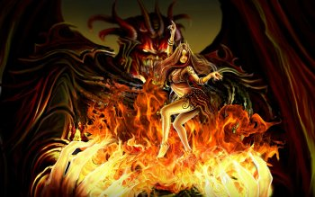Dark - Demon Wallpapers and Backgrounds ID : 152023