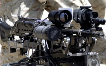Armas - Machine Gun Wallpapers and Backgrounds ID : 152511