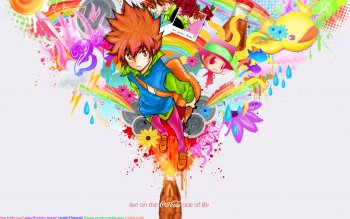Anime - Katekyo Hitman Reborn! Wallpapers and Backgrounds ID : 152583