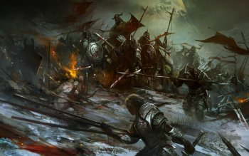 Fantasy - Battle Wallpapers and Backgrounds ID : 152813