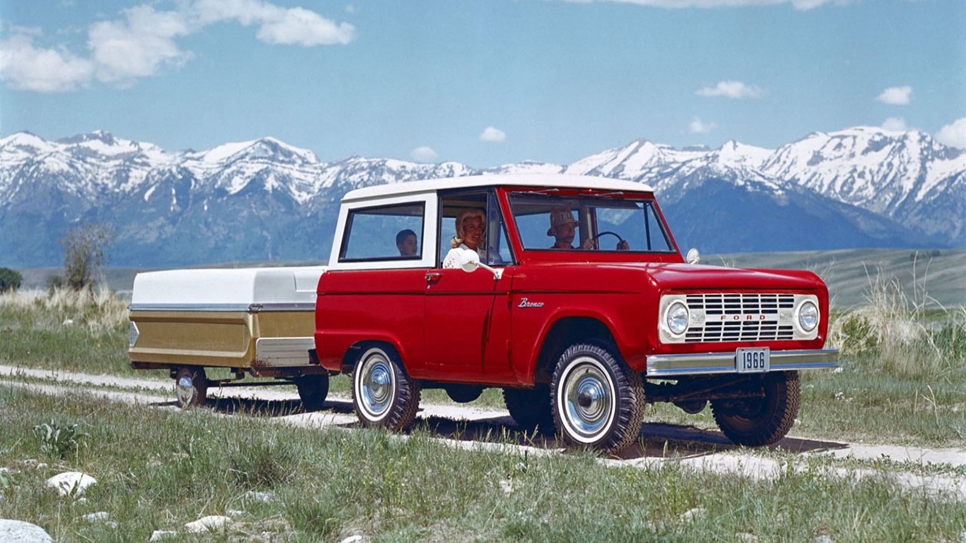 Ford Bronco HD Wallpaper | Background Image | 1920x1080 ...