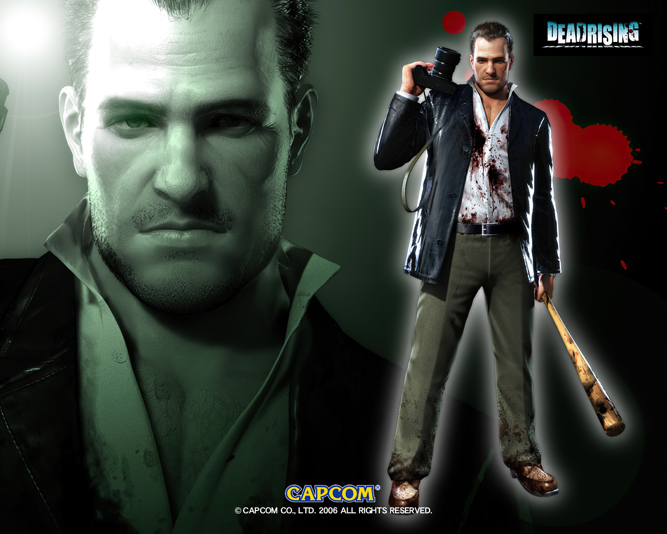 Dead Rising 4 Wallpaper: Frank West Wallpaper And Background Image