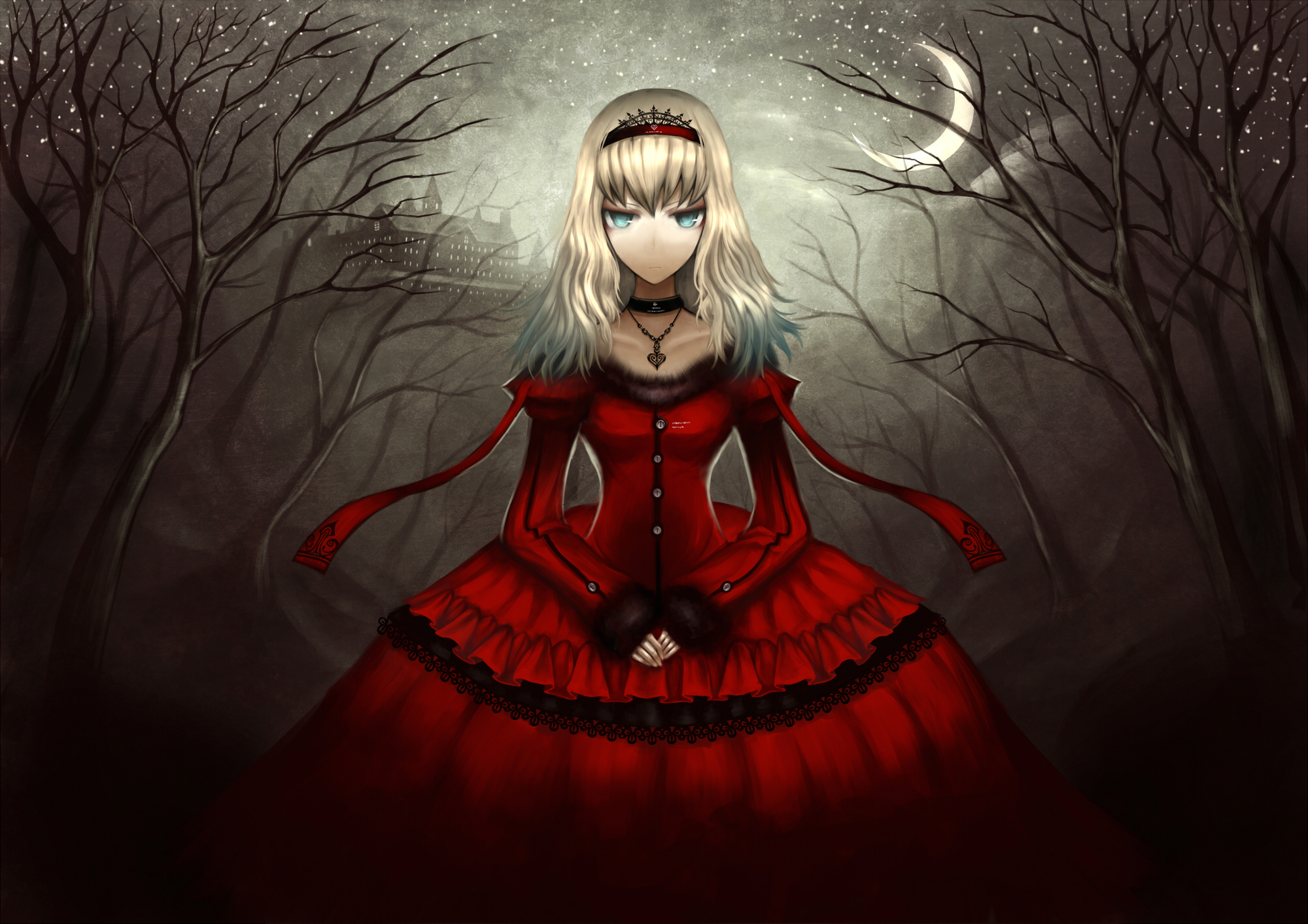 Alpha Coders | Wallpaper Abyss Anime Alice In Wonderland 153711