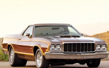 Vehicles - 1975 Ford Ranchero Wallpapers and Backgrounds ID : 153153