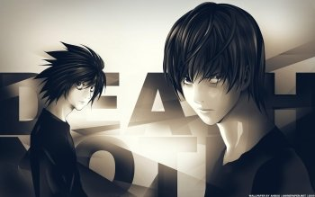 Anime - Death Note Wallpapers and Backgrounds ID : 153243