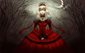 Anime - Alice In Wonderland Wallpapers and Backgrounds ID : 153711