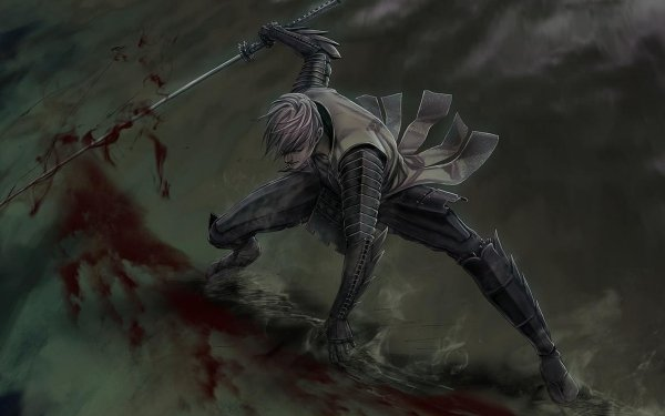 Fantasy Warrior Sengoku Basara HD Wallpaper   Background Image